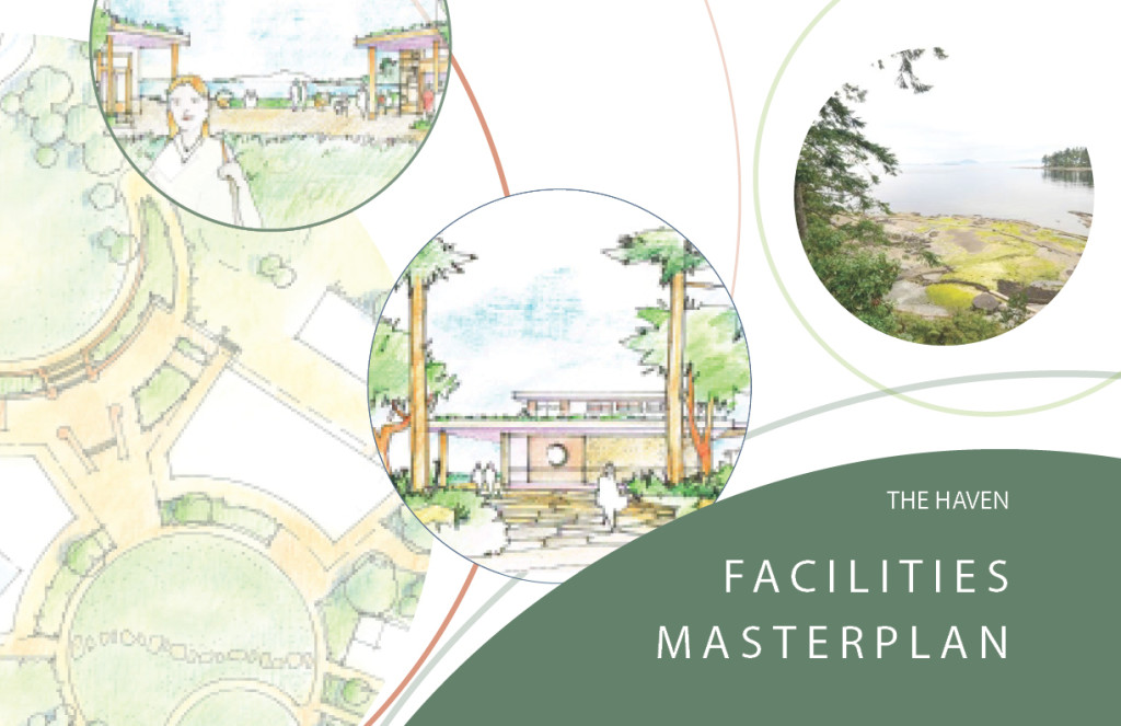 Opening the Front Door: December Facilities Projects at The Haven