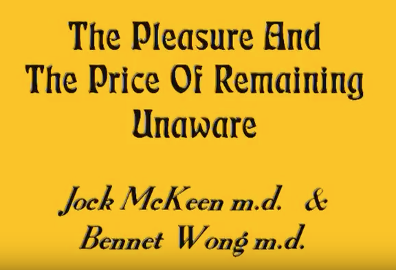 The Pleasure and Price of Remaining Unaware