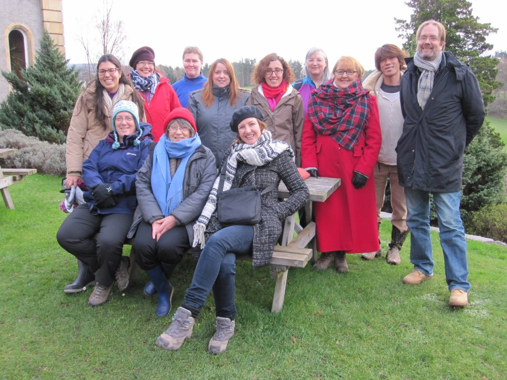 My Experience Week at Findhorn Foundation