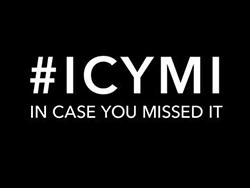 February eNews ICYMI
