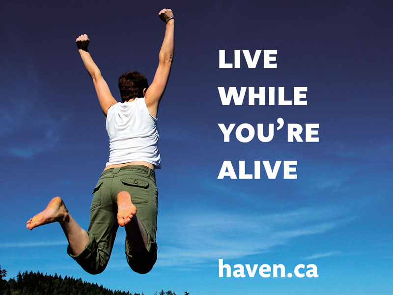 Living Alive Phase I: What's in it for you?