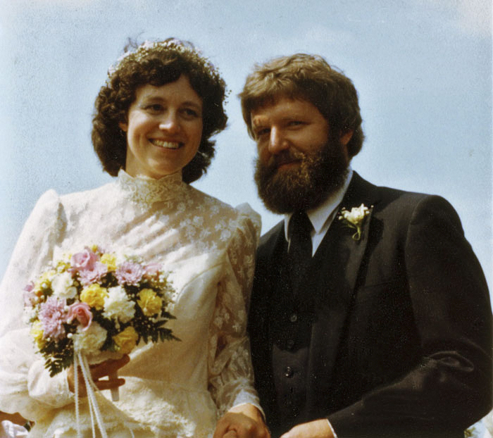 Week 15: Ruth and Bob Get Married
