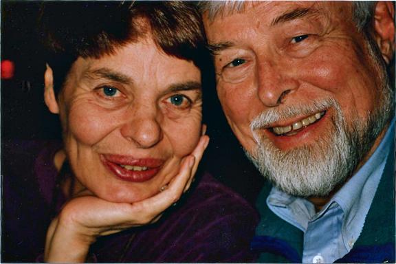Week 30: Michèle and Bud Baldwin