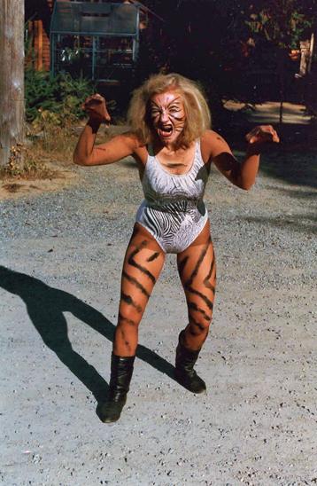 Week 31: Tiger Woman