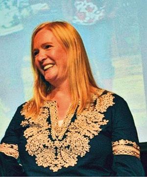 Appreciating Denise Goldbeck in KITS 25th Year