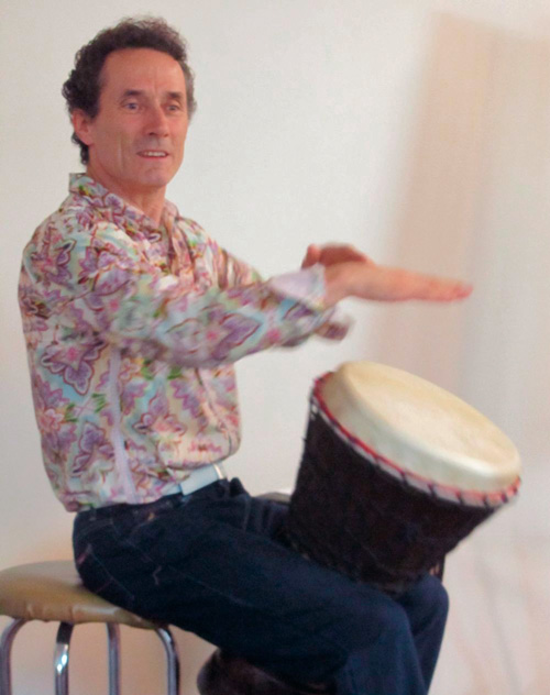 Make a Joyful Noise: Summer Drum Talk, Aug 15–18