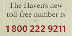 Changing The Haven's Toll Free Number: A Reframe