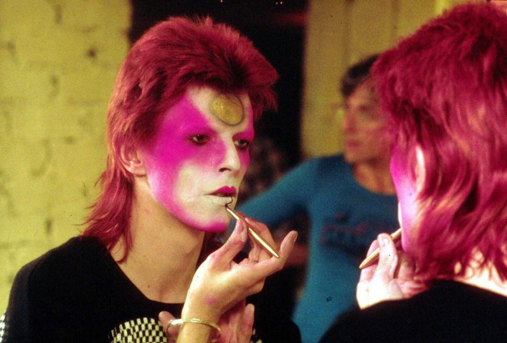 Upping Your Ziggy at The Haven