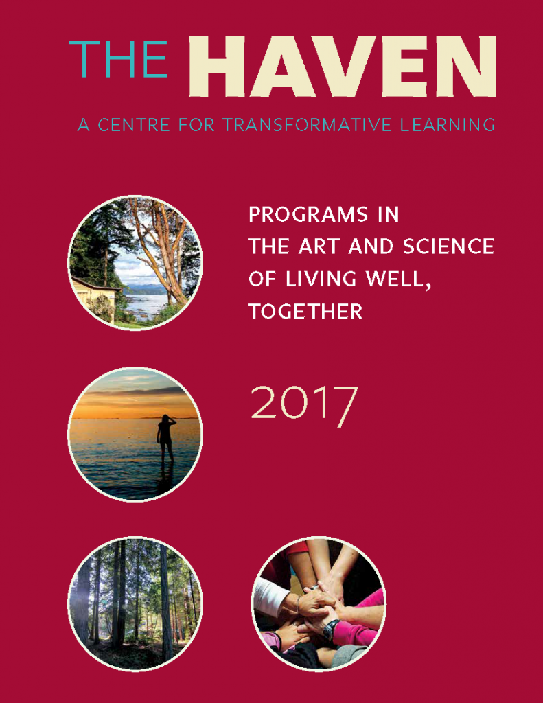 The Haven 2017 Program Catalogue is Here!