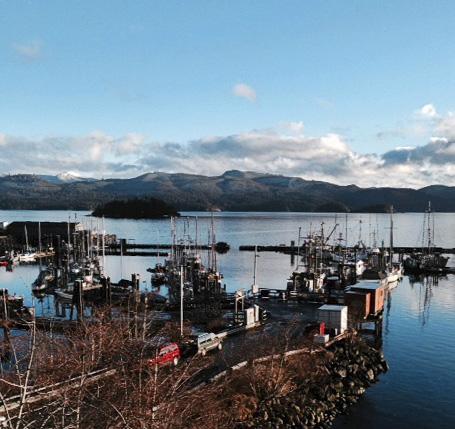 Elfi Takes The Toolkits to Haida Gwaii