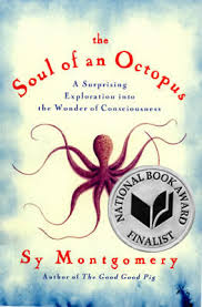Soul of an octopus book cover
