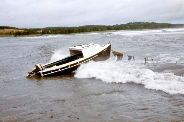 From Anxiety to Aliveness: A Boating Story