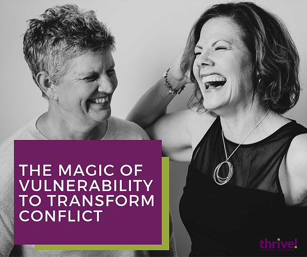The Beauty of Conflict Podcast