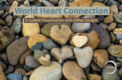 World Heart Connection Visualization with Gillian Enright
